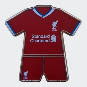 Liverpool Home Kit Pin Badge