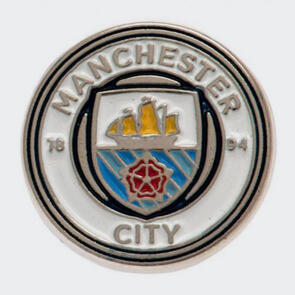 Manchester City Pin Badge