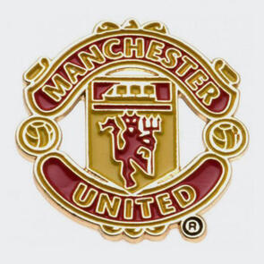 Manchester United Pin Badge
