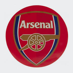 Arsenal Big Crest Circular Sticker