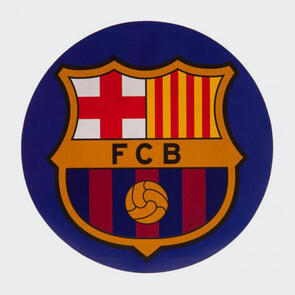 Barcelona Big Crest Circular Sticker
