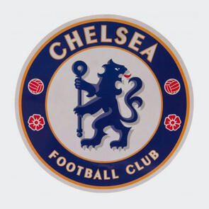 Chelsea Big Crest Circular Sticker