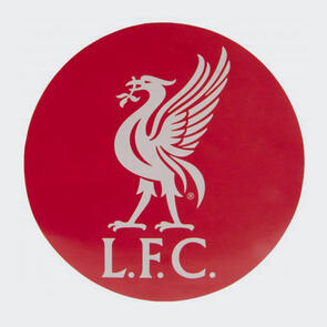 Liverpool Big Crest Circular Sticker