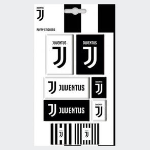 Juventus Bubble Sticker Set