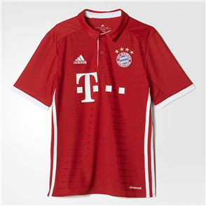 adidas Junior 2016-17 Bayern Munich Home Shirt