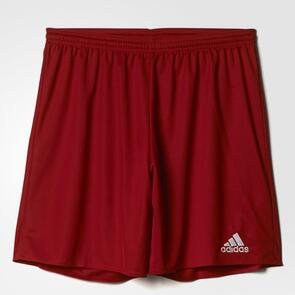 adidas Junior Parma 16 Short – Powder-Red/White