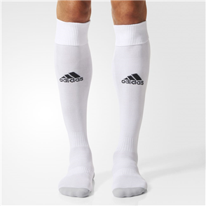 adidas Milano 16 Sock – White/Black