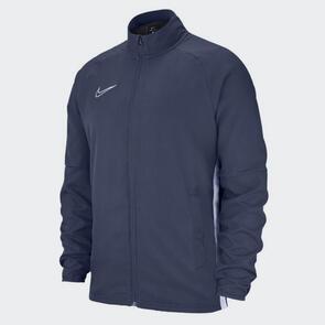 Nike Academy 19 Woven Jacket – Obsidian/White