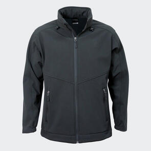 TSS Aspiring Softshell Jacket – Black
