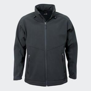 TSS Junior Aspiring Softshell Jacket – Black