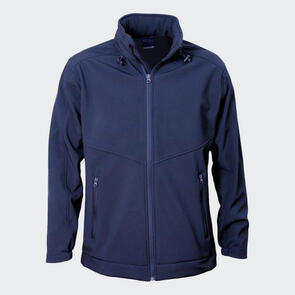 TSS Junior Aspiring Softshell Jacket – Navy
