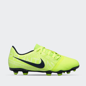 Nike Junior Phantom Venom Club FG – New Lights