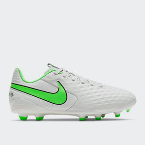 Nike Junior Tiempo Legend 8 Academy MG – White/Green