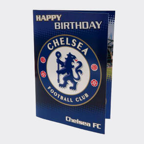 Chelsea Musical Birthday Card