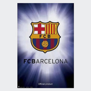 Barcelona Club Crest Poster 9