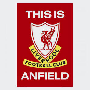 Liverpool Poster – This Is Anfield
