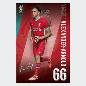 Liverpool Poster Alexander-Arnold 3