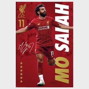 Liverpool Salah Poster 8