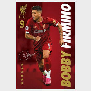 Liverpool Firmino Poster 35