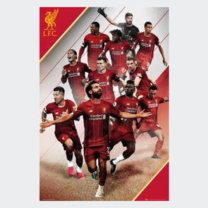 Liverpool Poster Players 18