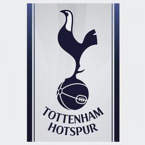 Tottenham Hotspur Club Crest Poster