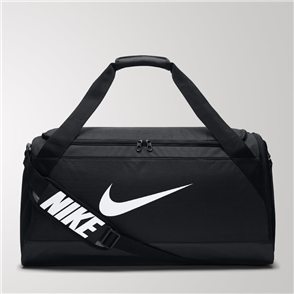 Nike Brasilia Medium Duffel Bag – Black