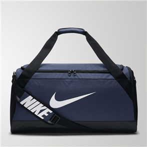Nike Brasilia Medium Duffel Bag – Navy