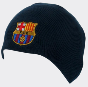 Barcelona Knitted Hat – Navy