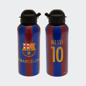 Barcelona Alluminium Drink Bottle Messi