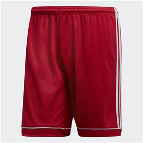 adidas Squadra 17 Short – Power-Red/White