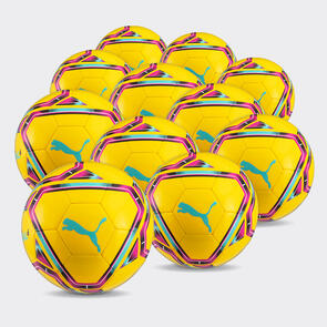 Puma TeamFINAL Ball Pack – Yellow (Size 3)