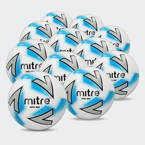 Mitre Impel Max Elite Training Ball Pack – White