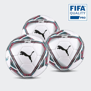 Puma TeamFINAL 21.2 Elite Match Ball Pack – White