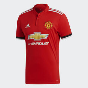 adidas 2017-18 Manchester United Home Shirt