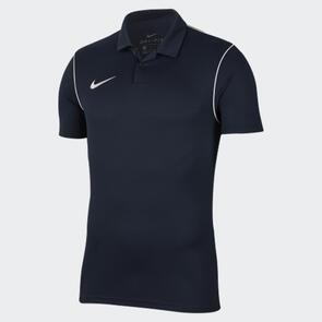 Nike Park 20 Polo – Obsidian