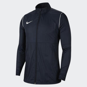 Nike Junior Park 20 Rain Jacket – Obsidian/White