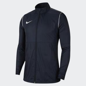 Nike Park 20 Rain Jacket – Obsidian/White