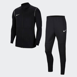 Nike Park 20 Football Tracksuit – Black/Anthracite