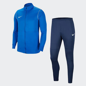 Nike Park 20 Football Tracksuit – Royal-Blue/Obsidian