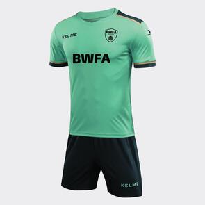 Kelme BWFA Jersey & Short Set