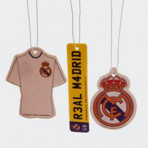 Real Madrid Air Freshener 3 Pack