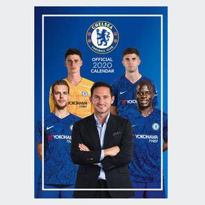 Chelsea 2020 A3 Calendar