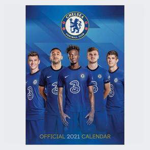 Chelsea Calendar 2021