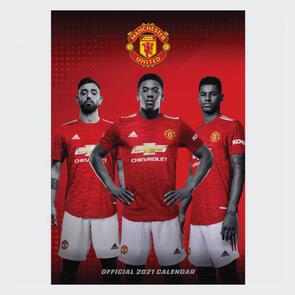 Manchester United Calendar 2021