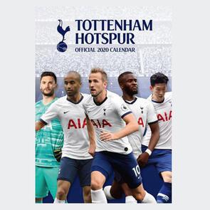 Tottenham Hotspur 2020 A3 Calendar