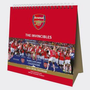 Arsenal Desktop Calendar 2020