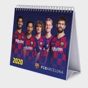 Barcelona Desktop Calendar