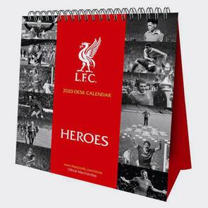 Liverpool Desktop Calendar 2020