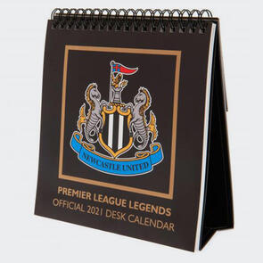 Newcastle United Desktop Calendar 2021