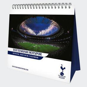 Tottenham Hotspur Desktop Calendar 2020